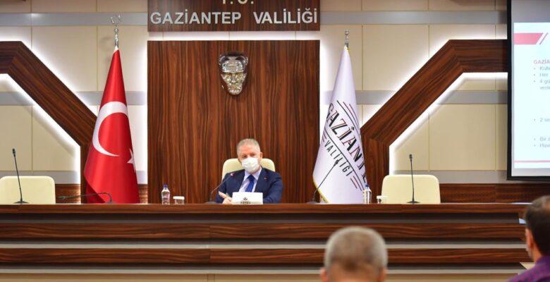 Vali Gül: Gaziantep'te vakalar artıyor!