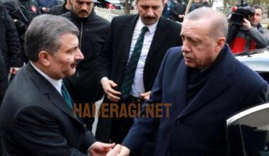 Erdoğan ve Koca hakkında suç duyurusu
