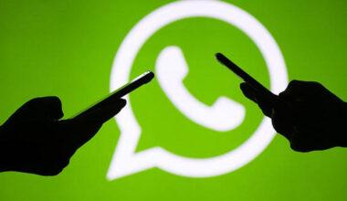 Whatsapp'tan yeni açıklama! Ertelendi