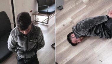 Kadın cinayetinden salıverilen Uygun uyuşturucudan gözaltına alındı