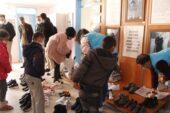 Köy okullarına Büyükşehirden yardım eli