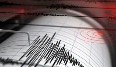 Sarsıntılar sürüyor! Bir deprem daha