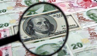 Kısa vadeli dış borç 192 milyar dolarla rekor tazeledi