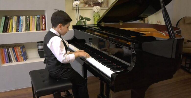 Gaziantepli küçük piyanist uluslararası başarılara imza atıyor