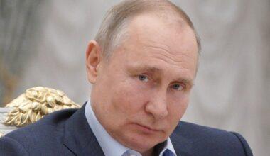 Putin'in mal varlığı açıklandı