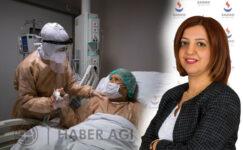 SANKO Üniversitesi Hastanesi: Hemşireler pandemi sürecinde zor görevler üstleniyor